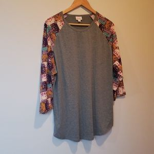 Lularoe randy t shirt